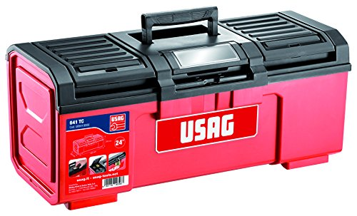 "USAG 641 TC U06410006 Cassetta Portautensili 24"" (vuota)"
