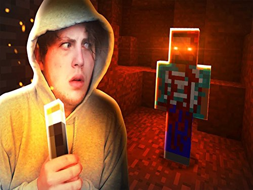 Clip: Corl's Minecraft Horror Story Episode 1: Herobrine Is Following Me!