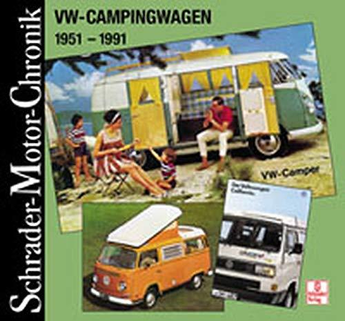 VW Campingwagen. 1951 - 1991