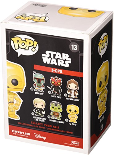 POP! Bobble - Star Wars: C-3PO
