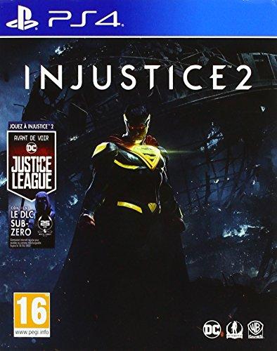 professionnel comparateur Injustice 2 choix