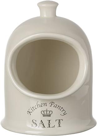 aus Keramik P Prettyia Mini Salzstreuer Pfefferstreuer Gew/ürzdosen Set als Hochzeits-Geburtstagsgeschenk und Mitgebsel