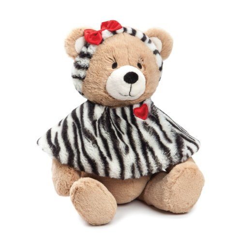 Nat and Jules N00608 Safari Love Briella Bear