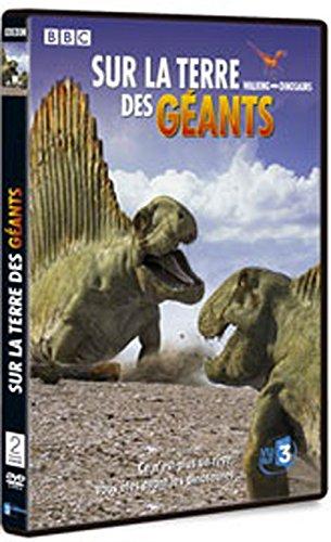 Sur la terre des géants [Francia] [DVD]
