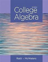 college algebra 3rd edition