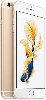 Apple iPhone 6s Plus Gold 64GB SIM-Free Smartphone (Renewed)