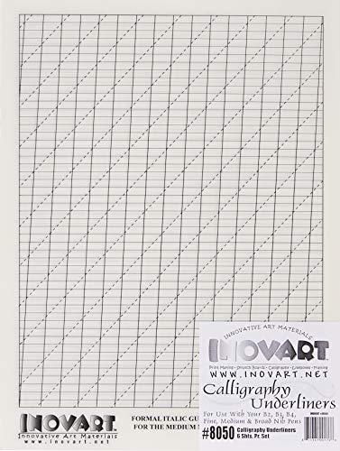 Inovart Calligraphy Underliners