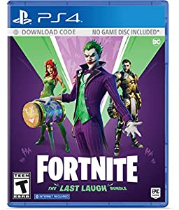 Fortnite: The Last Laugh Bundle - PlayStation 4