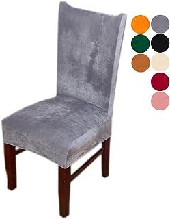 Amazon.es: fundas para sillas comedor leroy merlin - 4 ...