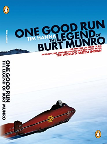 One Good Run: The Legend of Burt Munro