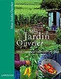 Livre Mon jardin ouvrier