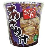 旭松 生みそずい あさり カップ 1食