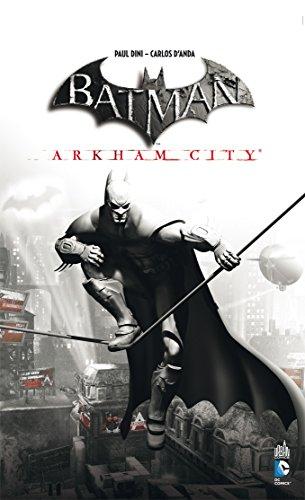 Album Batman Arkham City + jeu vidéo PC