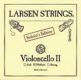 Larsen Violoncello II - D Chrome Steel SOLOIST'S EDITION 4/4 medium