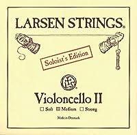 CUERDA VIOLONCELLO - Larsen (Soloist) (Acero) 2ェ Fuerte Cello 4/4 (Re) D (Una Unidad)