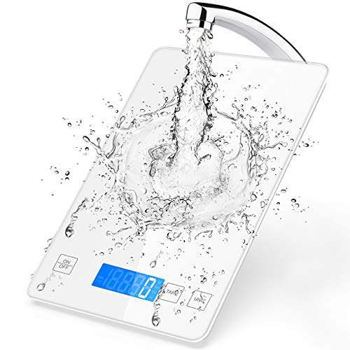 Nicewell Food Scale, 22lb Digital Kitchen White Scale