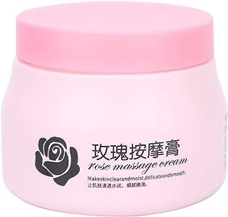 Rose Face Cream Naturliga Ingredienser Hydrating Moisturizing Facial Skin Massage Cream Women's Facial Skin Lotion