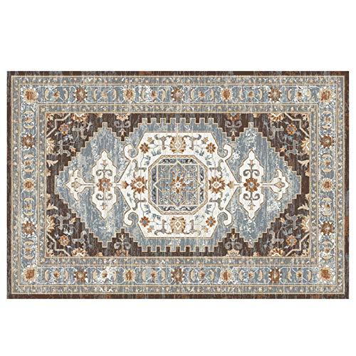 Teppich unterlagen rutschfest Teppich für bürostuhl, Low Pile Carpet, rutschfeste Stuhlmatte, Silent Bodenschutzmatte Für Holzböden, Keramikfliesen, Laminat(Size:200×300cm/79×118in,Color:C.)