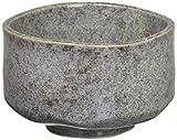 キッチン用品・食器/コーヒー・ティー用品/日本茶・茶道道具/抹茶碗 グレー 13×12.5×8.7cm 抹茶茶碗 おぼろグレー