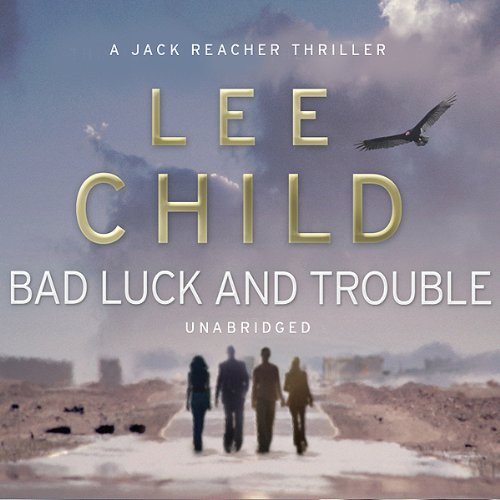 Bad Luck and Trouble audiobook cover art
