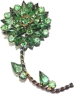 juliana flower brooch