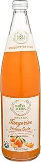 Whole Foods Market, Tangerine Italian Soda, 25.4 fl oz