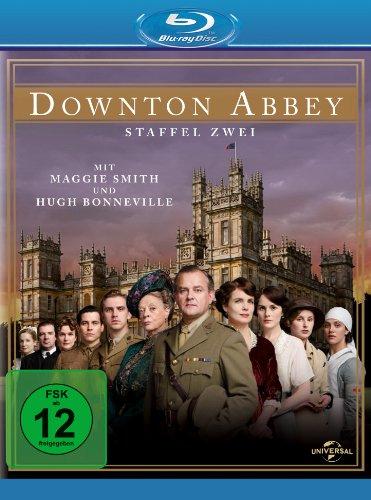 Downton Abbey - Staffel 2 [Blu-ray]