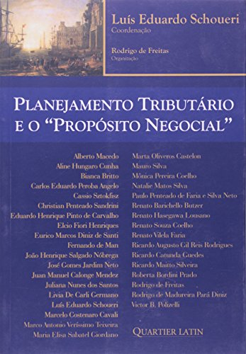 Planejamento Tributário e o Propósito Negocial