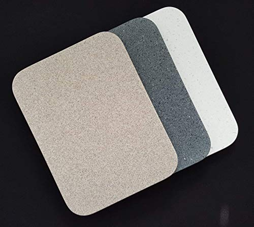 Cheese Board Reclaimed Solid Surface (I.e. Corian) Cutting Board and Serving Board