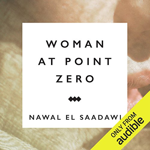 Woman at Point Zero audiobook cover art