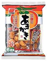 三幸製菓 あまかき 96g 6袋詰×6袋