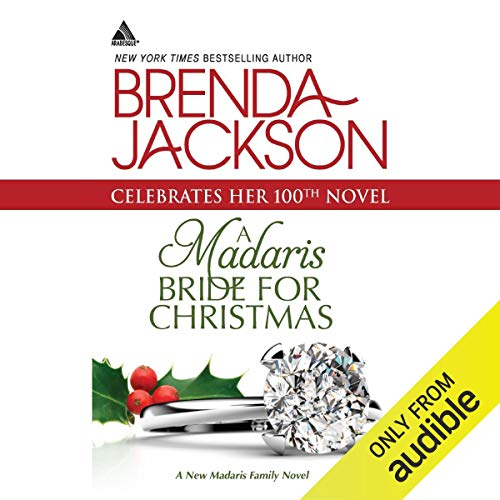 A Madaris Bride for Christmas Audiobook By Brenda Jackson cover art