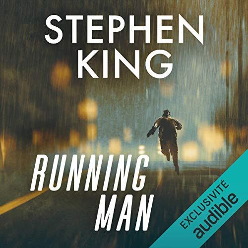 Running man cover art