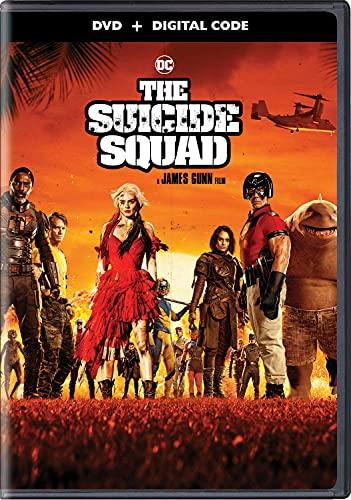 Suicide Squad, The (DVD + Digital)