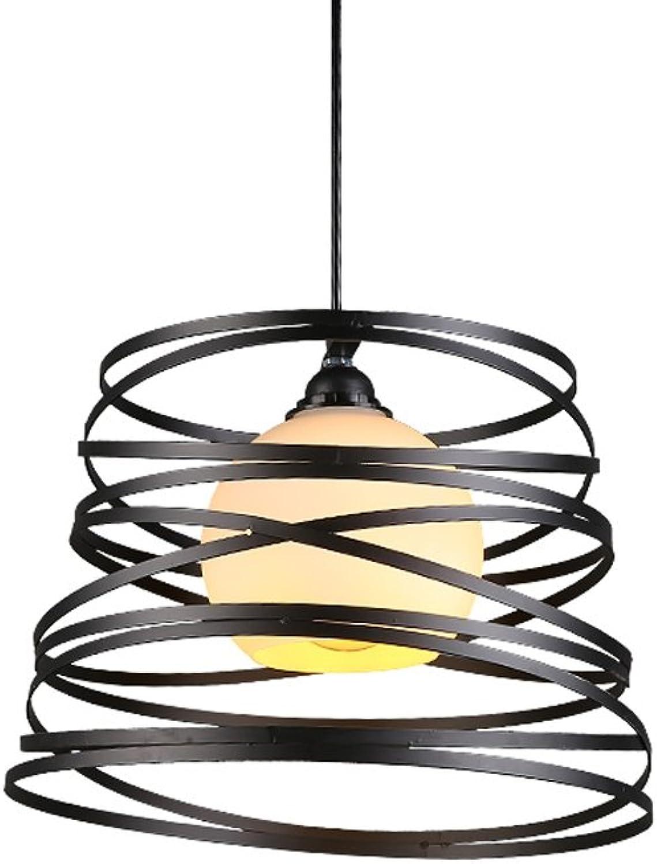 Lustre à LED Lustre De Printemps Moderne Lampe D'étude Lustre Lampe à Litière Creative Restaurant Bar Salon Chandeliers