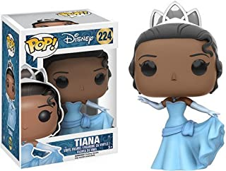 Funko POP Disney: Princess & the Frog - Tiana Action Figure
