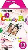 Fujifilm Instax Mini Instant Film, Candy Pop, Einzelpackung -