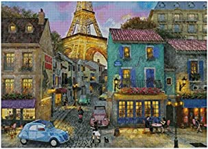 Best paris counted cross stitch Reviews