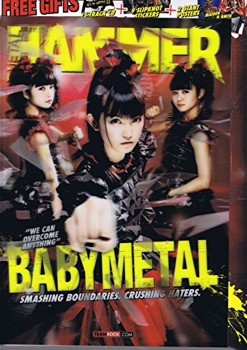 Metal Hammer [UK] April 2016 (単号)
