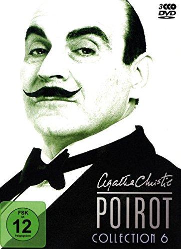 Agatha Christie - Poirot Collection 06 [3 DVDs]