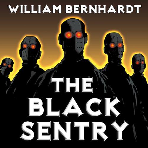 The Black Sentry audiobook cover art
