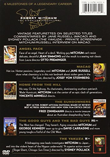 The Yakuza [Reino Unido] [DVD]