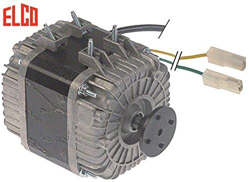 ELCO 3FBT 50-40/15 - Motor de ventilador para Brema C150, CB1565, C300, VM900, VM500, VM350, Electrolux 728211, 332037, 332038, 110718 (230 V)