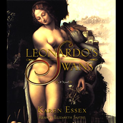 Leonardo's Swans audiobook cover art