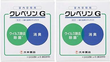 【2個】クレベリンG(ゲル) 150gx2個(業務用)