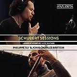 Schubert Sessions Lieder avec Guitare