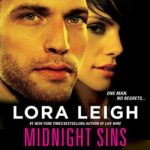 Midnight Sins audiobook cover art
