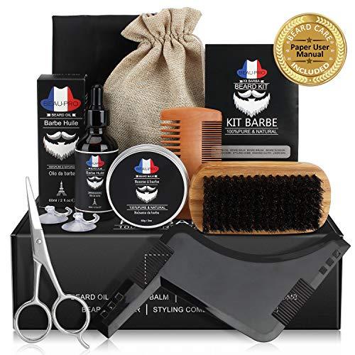 ISUDA -  Bartpflege Set
