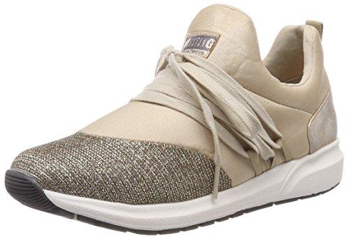 MUSTANG Damen 1271-305-4 Sneaker, Beige (Beige), 38 EU