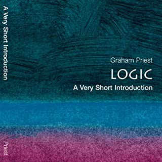 Logic: A Very Short Introduction audiobook cover art